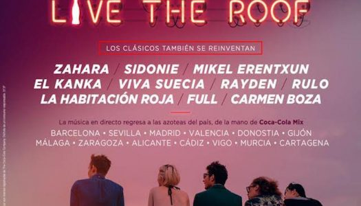 Live The Roof Valencia, conciertos en la azotea