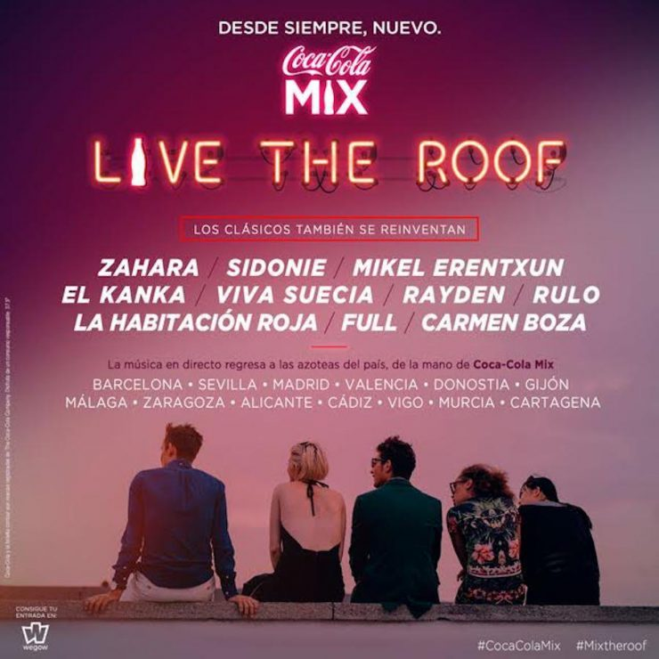 Live The Roof