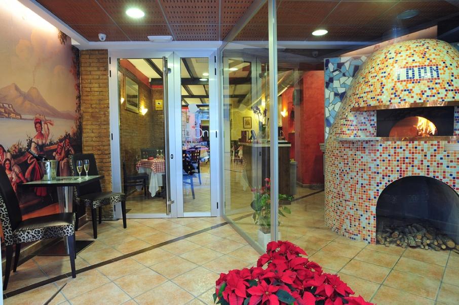 Restaurante italiano IDON