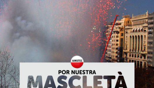 Un Spot que emociona, Amstel con las Fallas 2016