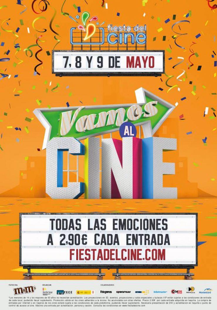 Fiesta del cine Valencia