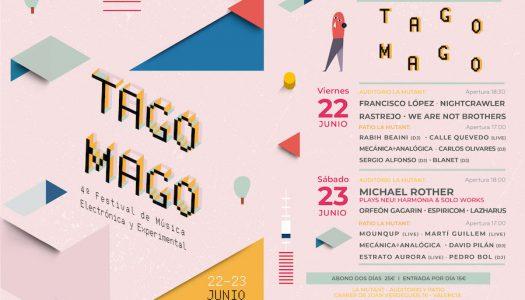 TAGOMAGO FEST: LA MEJOR MÚSICA ELECTRÓNICA Y EXPERIMENTAL