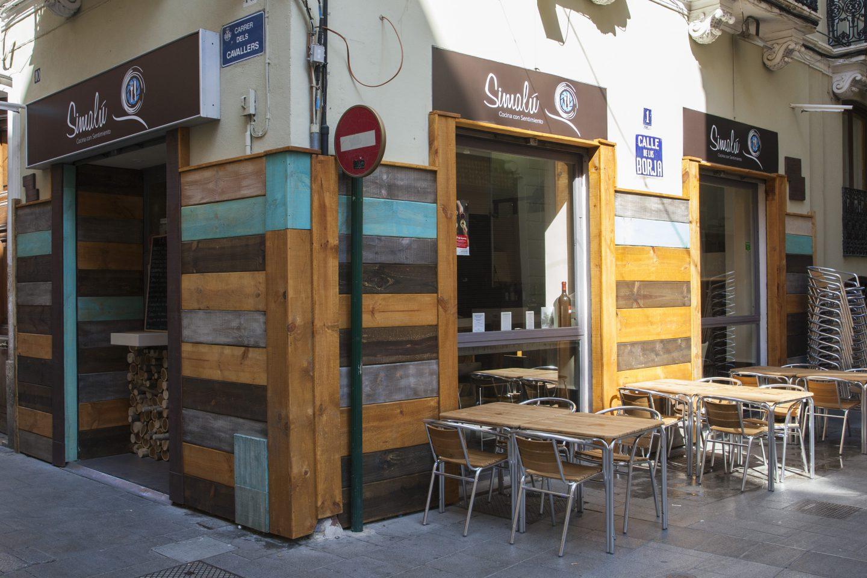 Cenar en Valencia