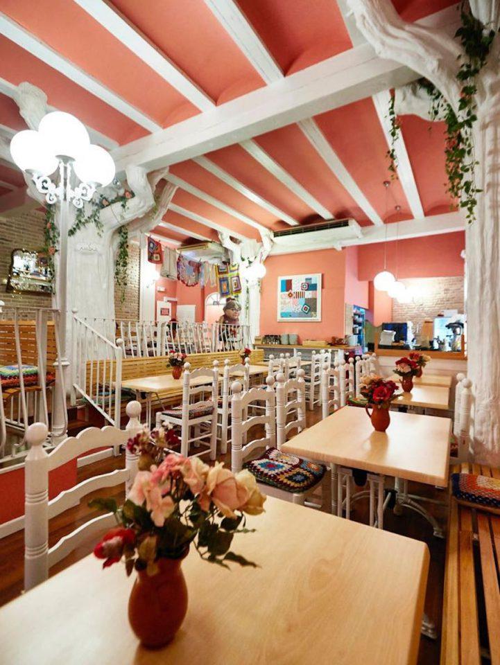 Restaurante Valencia para cenar y comer en Valencia centro