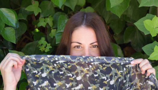 Culotte y camuflaje