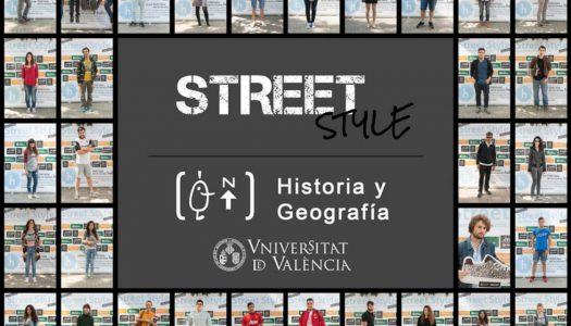 UV – Facultad de Historia y Geografia – 3 JUNIO