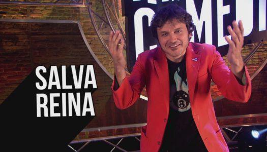 Entrevista con Salvador Reina