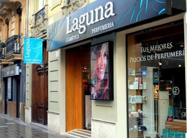 Perfumerías Laguna