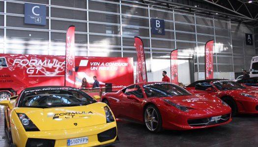 Más de 3.000 vehículos en el Salón del Automóvil