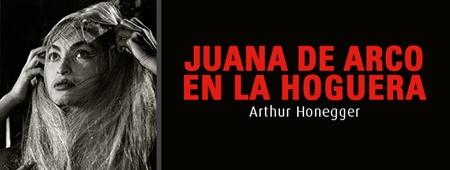 Davide Livermore presenta Juana de Arco en la hoguera en el Palau de les Arts