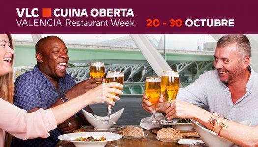 Valencia Cuina Oberta vuelve del 20 al 30 de Octubre