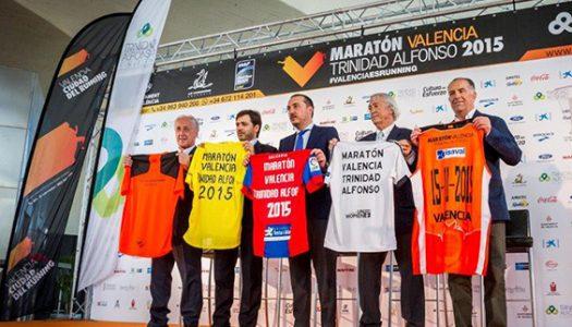 El Maratón Valencia Trinidad Alfonso ya tiene nueva camiseta