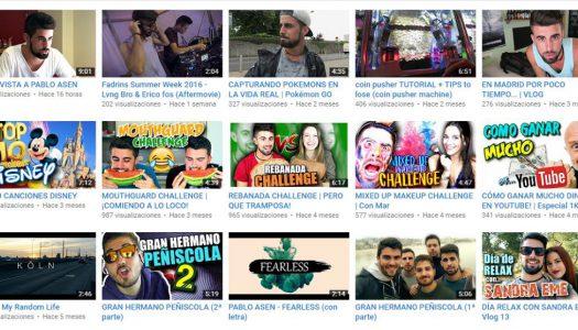 """Desmontando mitos con Pablo Asen: """"Televisión y prensa intentan tirar Youtube abajo"""""""