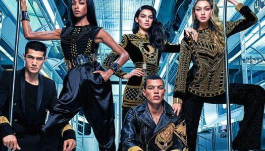 Balmain x H&M, la colaboración más esperada