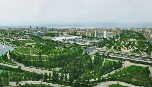 Los mejores sitios para correr en Valencia