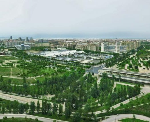 sitios para correr en Valencia