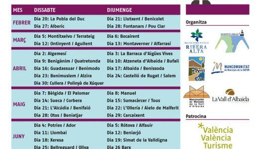 Entre Comarques, turismo de interior en la Comunidad Valenciana