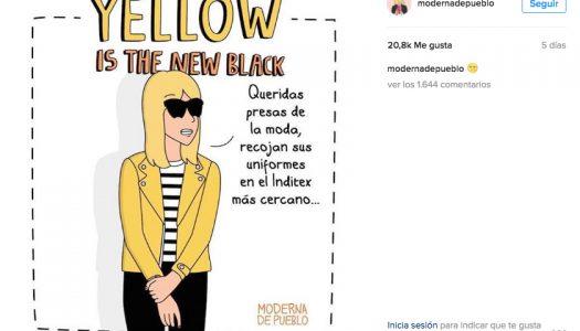 Amarilla y de Zara, la chaqueta que todas tienen