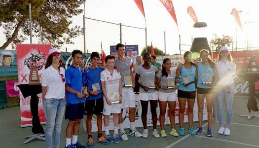 Trofeo Coca-cola Memorial Alonso de tenis.