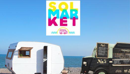 Foodtruck Festival y Solmarket en la playa del Puig