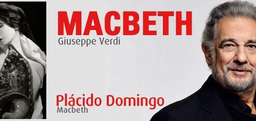 Les Arts acoge el ensayo general de Macbeth, de Verdi, con Plácido Domingo como protagonista