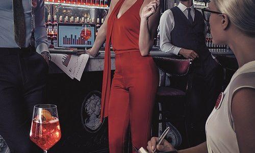 Campari presenta  el Calendario Campari 2016 con la actriz Kate Hudson como protagonista