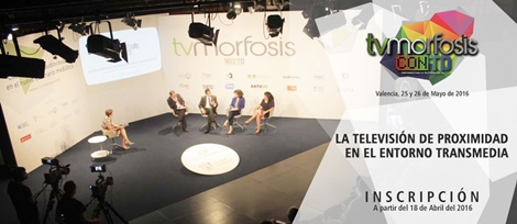 La Universidad de Valencia presenta las Jornadas CONTD para la Televisión Digital