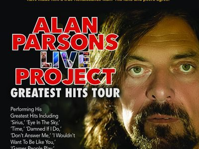 The Allan Parsons Project en Viveros el 1 de julio