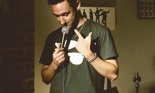 ¡Show de monólogos con Arnau Soler!