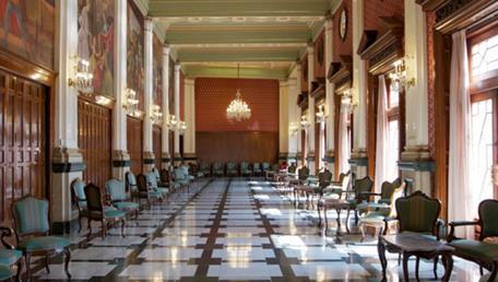 Sala de Exposic. del Ateneo Mercantil