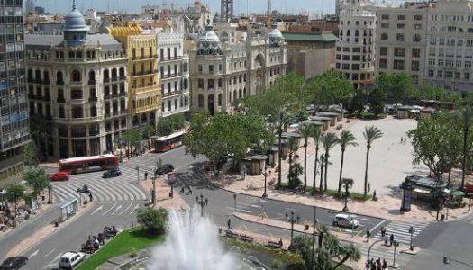 10 Plazas Imprescindibles en Valencia