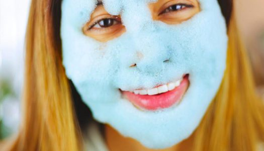 La Bubble Mask arrasa en las redes sociales