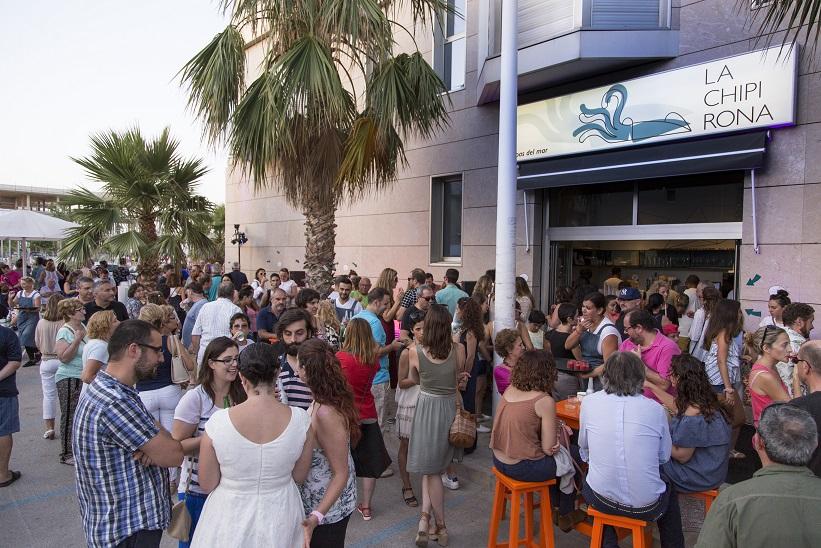 La Chipirona Nuevo Restaurante En La Patacona Hello Valencia