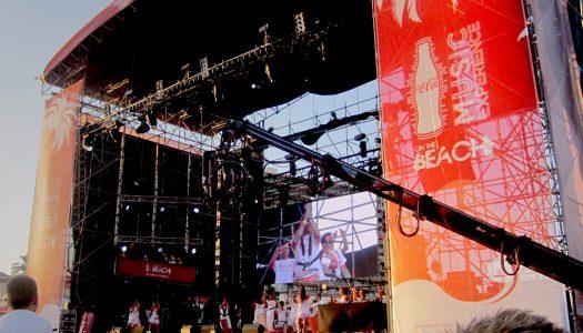 La segunda edición del Coca-Cola Music Experience on the Beach llega a Alicante