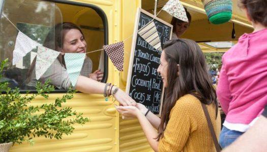 """La III edición de Contravan reunirá 30 """"food trucks"""" en Valencia."""