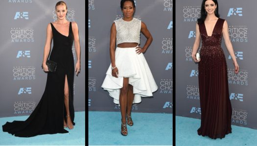 El estilo de los Critics' Choice Awards 2016