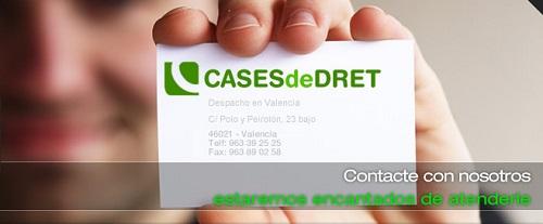 CASES DE DRET TORRENTE