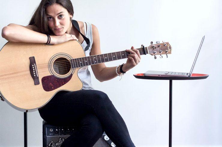 Manuela Soriano, Te Compongo tu Canción