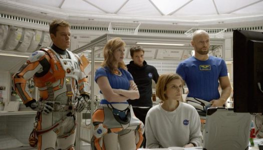 The Martian, la soledad del superviviente