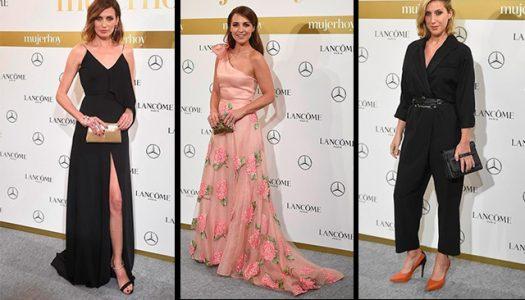 El estilo de los VII Premios Mujerhoy