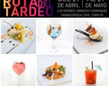 La II edición de la Ruta de Tardeo de Valencia ya está aquí