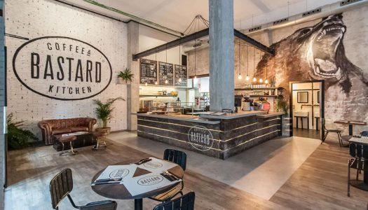 Bastard Coffee & Kitchen reinventa las tardes de otoño e invierno