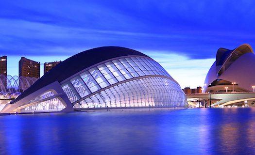Planes en Valencia en otoño