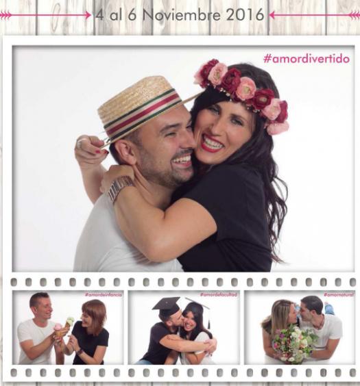 Fiesta y Boda en la Feria de Valencia del 4 al 6 de noviembre