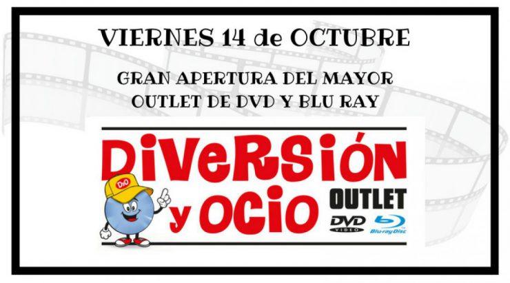 Amantes del cine, Diversión y Ocio abre nueva tienda en Valencia para el cinéfilo