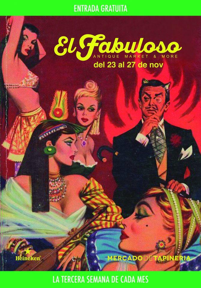 El Fabulosos Mercado de tapineria