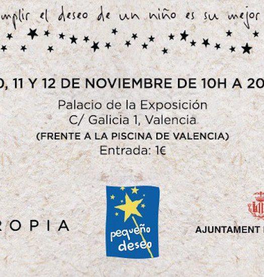Rastrillo de Pequeño Deseo e Intropia en Valencia
