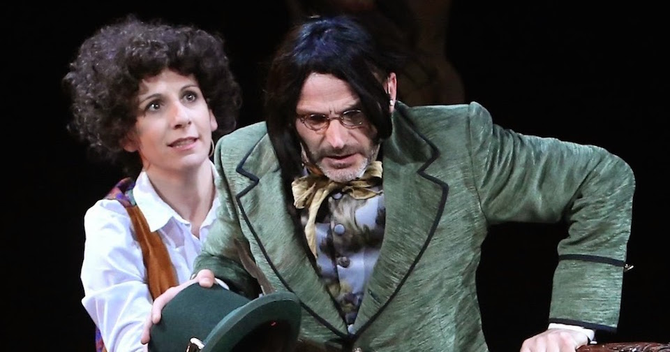 Atchúusss!!!! en Teatro Olympia