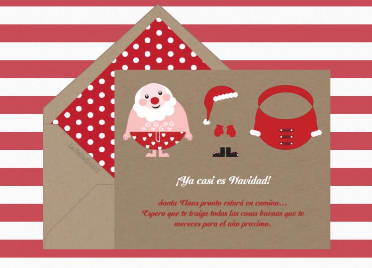 Felicitaciones de navidad ms originales Hello Valencia