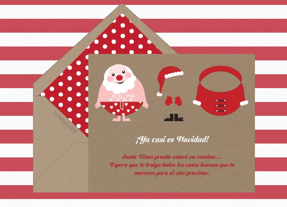 Felicitaciones de navidad m s originales hello valencia - Felicitaciones de navidad originales para ninos ...
